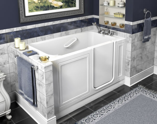best salem walk−in bathtub installer | cain's mobility or