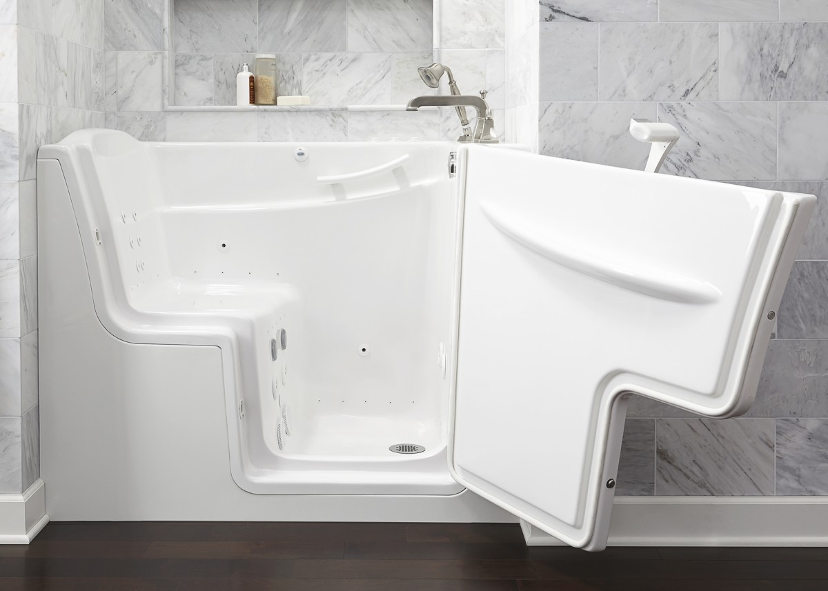 Best Medford Walk−In Bathtub Installer | Cain\'s Mobility OR